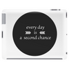 Every Day is a Second Chance Tablet (horizontal)