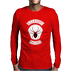 Every Which Way But Loose Black Widows Mens Long Sleeve T-Shirt