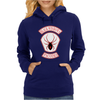 Every Which Way But Loose Black Widows Womens Hoodie