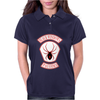 Every Which Way But Loose Black Widows Womens Polo