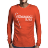 Everybody Lies Mens Long Sleeve T-Shirt