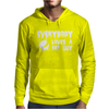 Everybody Loves a Fat Guy Mens Hoodie