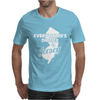 Everything's Dirtier In Jersey Mens T-Shirt