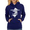 Everything's Dirtier In Jersey Womens Hoodie