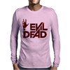 Evil Dead 2013 Mens Long Sleeve T-Shirt