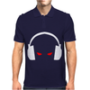 Evil Eye Headphone Mens Polo
