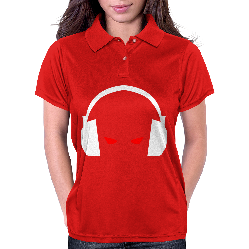 Evil Eye Headphone Womens Polo