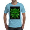 evil greenman Mens T-Shirt