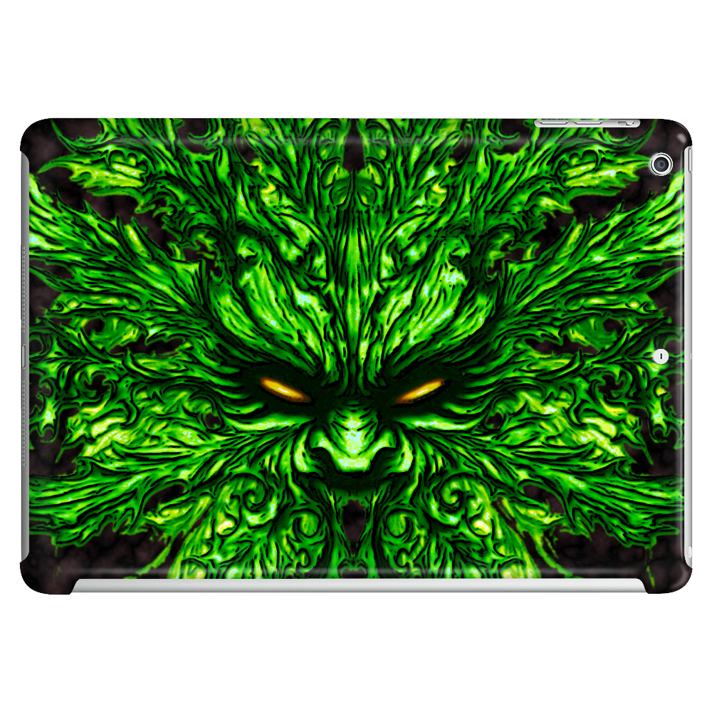 evil greenman Tablet (horizontal)