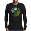 Evil Queen, Robin Hood and the pursuit of Happiness Mens Long Sleeve T-Shirt