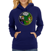Evil Queen, Robin Hood and the pursuit of Happiness Womens Hoodie