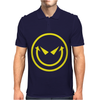 Evil Smiley Mens Polo