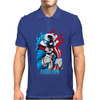 Evil Uncle Sam Mens Polo
