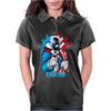 Evil Uncle Sam Womens Polo