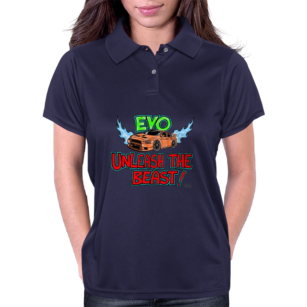 EVO - Unleash the Beast Womens Polo