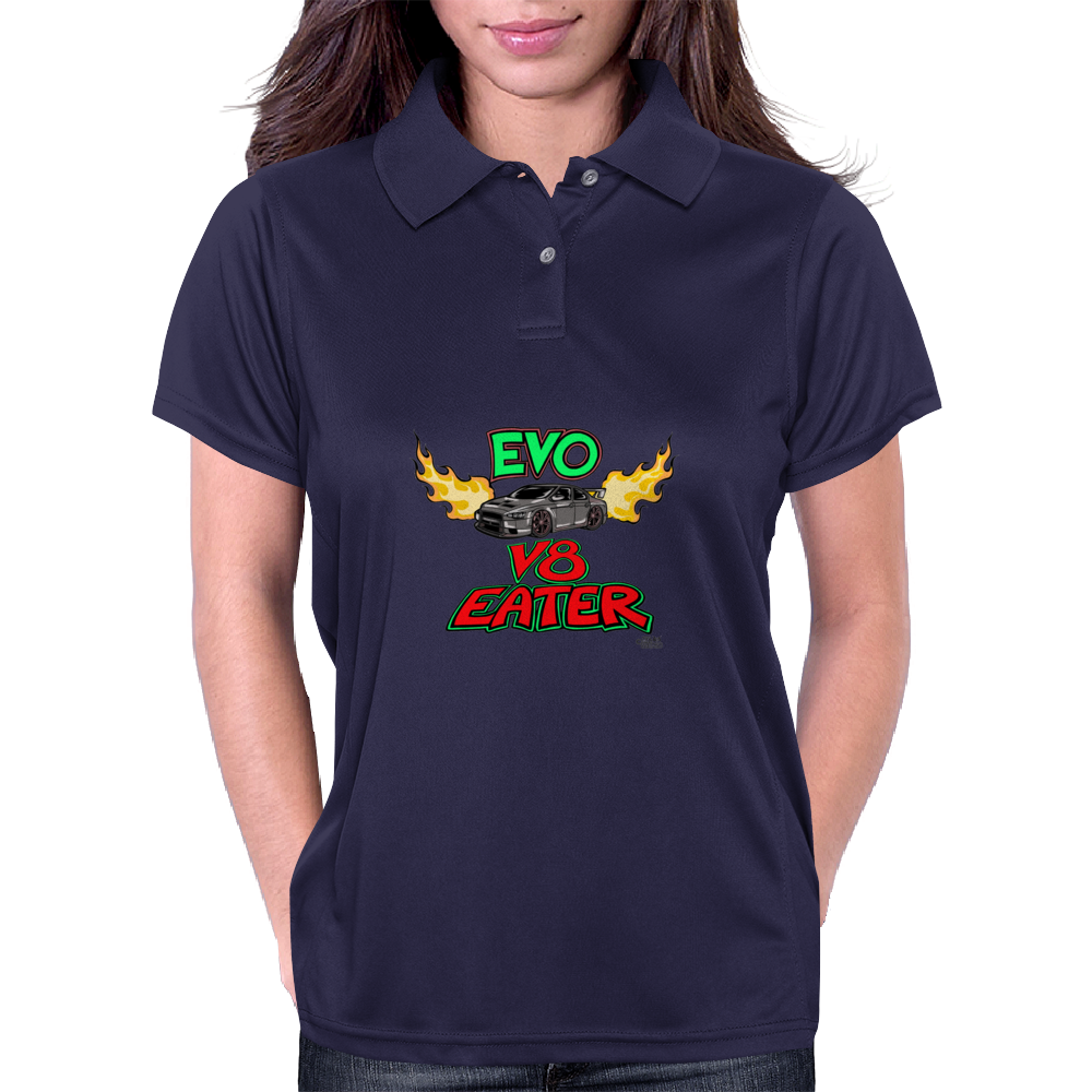 EVO - V8 Eater Womens Polo