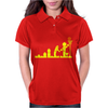 EVOLUTION LEGO BASKETBALL SPORTS funny Womens Polo
