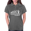 Evolution Of A Chef Cooking Funny Mens Womens Polo