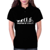 Evolution Of A Cyclist Womens Polo