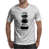 Evolution Of A Legend Mens T-Shirt