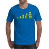Evolution of Lego Mens T-Shirt