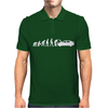 EVOLUTION OF MAN - CAR MECHANIC GIFT HOBBIE FUNNY Mens Polo