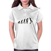Evolution of rock Womens Polo
