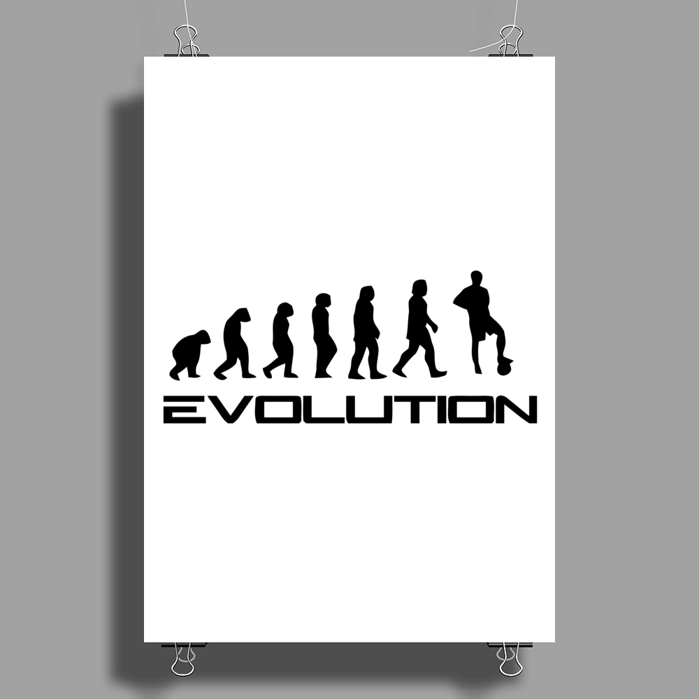 evolution Poster Print (Portrait)