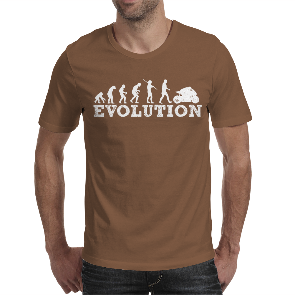 Evolution Superbike Mens T-Shirt