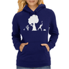 Evolution Tree Womens Hoodie