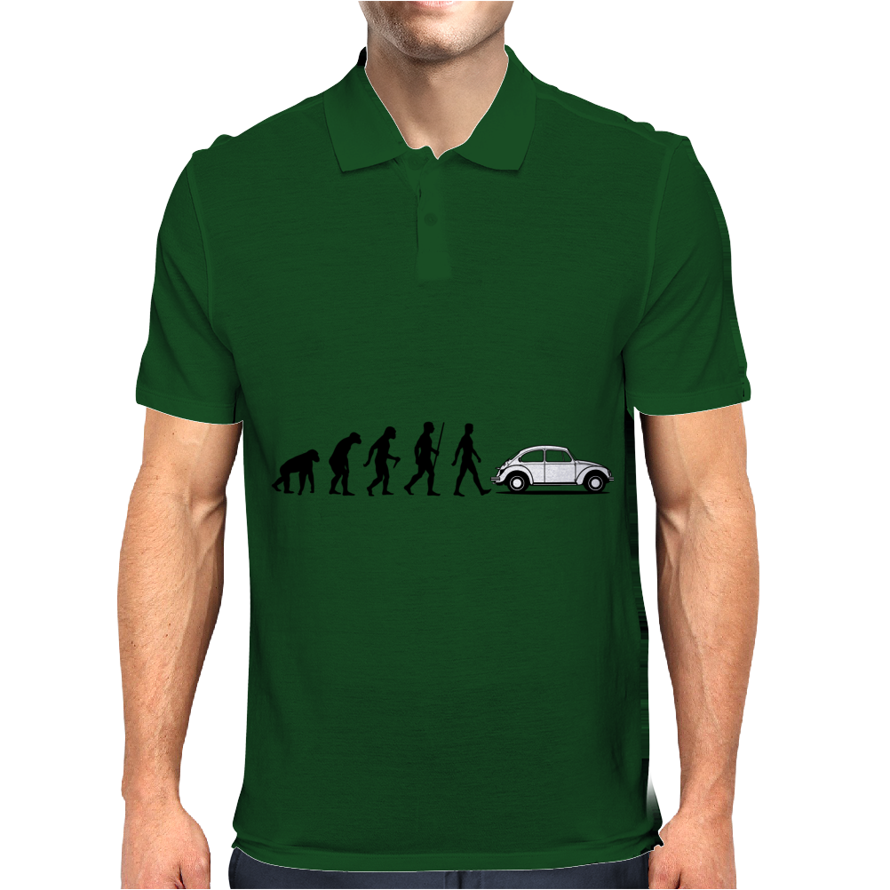 Evolution VW Beetle Mens Polo