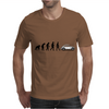 Evolution VW Beetle Mens T-Shirt