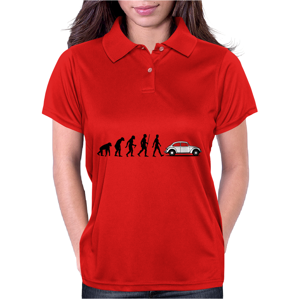 Evolution VW Beetle Womens Polo