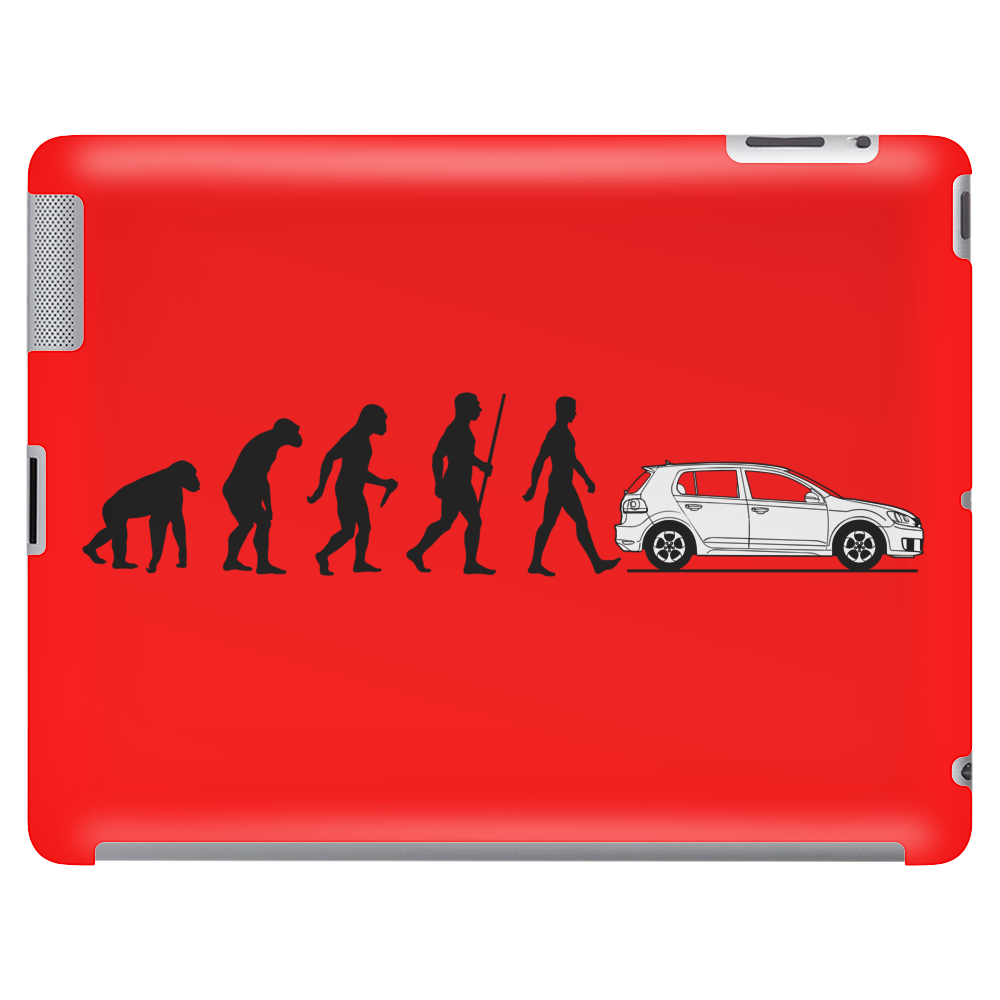 Evolution VW GOLF Tablet