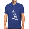 Ewok and Storm Trooper Bar Fight Mens Polo