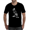 Ewok and Storm Trooper Bar Fight Mens T-Shirt