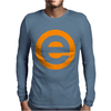 Example Style Massive Logo Mens Long Sleeve T-Shirt
