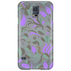 excellent seamless floral background Phone Case