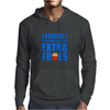 Exercise? I thought you said extra fries! Mens Hoodie