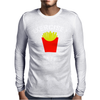 Exercise I Thought You Said Extra Fries Mens Long Sleeve T-Shirt