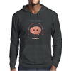 Exercise your brain Mens Hoodie