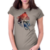Expecto patronum Nebula Womens Fitted T-Shirt