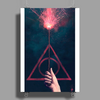 Expelliarmus Harry potter Poster Print (Portrait)