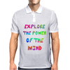 Explore The Power Of The Mind Mens Polo