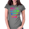 Explore The Power Of The Mind Womens Fitted T-Shirt