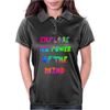 Explore The Power Of The Mind Womens Polo