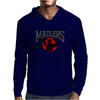 EXTRA LARGE PITTSBURGH MAULERS Mens Hoodie