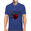 EXTRA LARGE PITTSBURGH MAULERS Mens Polo