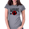 EXTRA LARGE PITTSBURGH MAULERS Womens Fitted T-Shirt