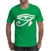 Eye Of Horus - All Seeing Eye Mason Mens T-Shirt
